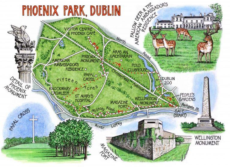 IRLANDA (fiestas paganas, filtros de amor y maldiciones) -En CONSTRUCCION- - Página 3 Walk-of-the-Week-9-July-Phoenix-Park